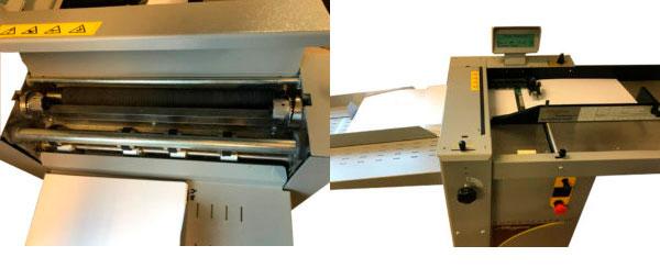 bigningsmaskinen AutoCreaser 33 Morgana